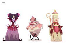 Clément De Ruyter Character Design Animation, Fantasy Character Design, Character Creation, Character Design Inspiration, Character Concept, Character Art, Cartoon Design, Cartoon Art, Graphic Artwork