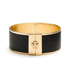 Tory Burch Skinny Inlay Cuff Bracelet Brand new in box. There is no retail price tag. It didn't come with one. Whoever, this will come with Purple dust bag and box with bow (signature gift packaging). Tory Burch Jewelry Bracelets
