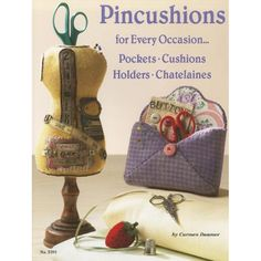 Pincushions for Every Occasion