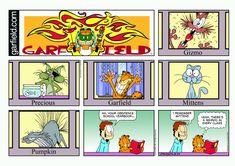 Garfield   Daily Comic Strip on August 24th, 2014