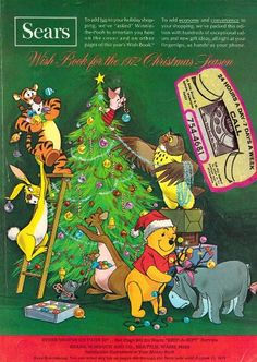 Do you remember getting excited every year when the Sears Christmas Wish Book arrived at your house, and using it to make your lists for Santa when you were a child? If the answer is yes, pin it!