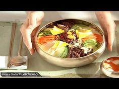 Korean Food - Bibimbap (비빔밥) [ArirangTV]