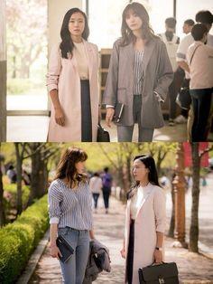 """The Good Wife"" Jeon Do-yeon and Nana, 'girl crush'"