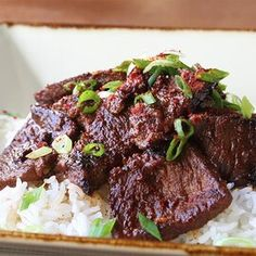 3983202_bulgogi beef-korean-style-barbecue_photo-by-chef-john Barbecue Recipes, Meat Recipes, Asian Recipes, Dinner Recipes, Cooking Recipes, Asian Foods, Oriental Recipes, Potluck Recipes, Asian