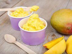 Das Schlank-Eis: Frozen Yogurt selber machen                                                                                                                                                                                 Mehr