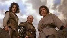 [Vizzini has just cut the rope The Dread Pirate Roberts is climbing up]   Vizzini: HE DIDN'T FALL? INCONCEIVABLE.   Inigo Montoya: You keep using that word. I do not think it means what you think it means