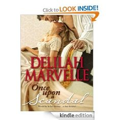 Once Upon a Scandal (Hqn) by Delilah Marvelle