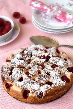 gâteau-aux-framboises-facile-rapide