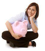 Hug that piggy bank!