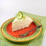 One Perfect Bite: Frozen Key Lime and White Chocolate Pie