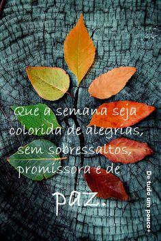 #Boa_Semana <3