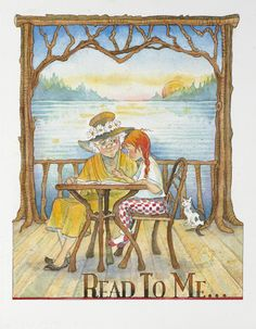 Read to me…  Mary Haverfield  http://sunnydaypublishing.com/books/