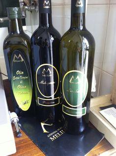 Olio, Vino Bianco e Rosso - Azienda Agricola Melillo