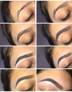 brow tutorial !! eyebrows on fleek