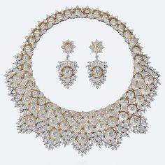 Buccellati - Necklaces - Bartolomeo Set - High Jewelry