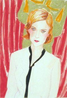 Chloë Sevigny Elizabeth Peyton, 2001