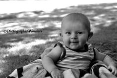 Jacobi : age 3 months ©PhotographicWonders | 2012