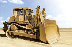 Рисунок D9R Armored Bulldozer на рабочий стол | Бронетехника War Wallpapers Military Engineering, Desert Eagle, Military Art, Military Vehicles, Monster Trucks, Boxes, Crates, Army Vehicles, Box