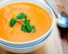 soupe de carottes à la normande - cuisine AZ