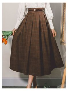Long Skirt Fashion, Long Skirt Outfits, Winter Skirt Outfit, Modest Outfits, Long Skirt Hijab, Long Skirts, Dress Long, Retro Outfits, Cute Casual Outfits