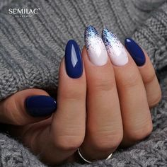 50 Fabulous Free Winter Nail Art Ideas 2019 - Page 48 of 53 nails; 50 Fabulous Free Winter Nail Art Ideas 2019 - Page 48 of 53 nails; Winter Nail Designs, Winter Nail Art, Winter Nails, Spring Nails, Nail Art Designs, Nails Design, Summer Nails, Winter Art, Easy Nails