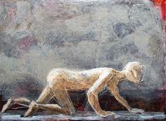"""El Museo de Alberto: """"Crawling Man"""""""