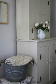 FARMHOUSE 5540: Peonies In The Living Room