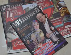 "Check out new work on my @Behance portfolio: ""Magazine Design & Layout Moment Infinity Surabaya"" http://be.net/gallery/31868929/Magazine-Design-Layout-Moment-Infinity-Surabaya"