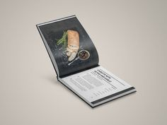 """Check out this @Behance project: """"Bread - Cookbook"""" recipe book design"""