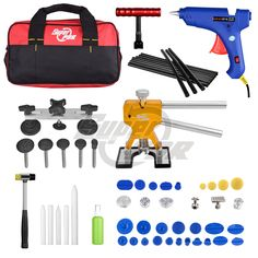 # Buy Cheap 35 pcs Dent Lifter - Glue Puller - PDR Tools - Paintless Dent Repair Hail Removal +24 tabs 100W hot glue gun 100V-240V [lZtG5AIP] Black Friday 35 pcs Dent Lifter - Glue Puller - PDR Tools - Paintless Dent Repair Hail Removal +24 tabs 100W hot glue gun 100V-240V [WnwRQ0C] Cyber Monday [ReF37X]