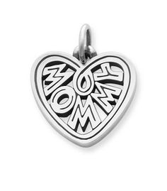 """""""Mommy"""" Charm: James Avery"""