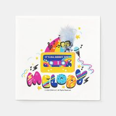 Trolls World Tour It's All About The Melody Napkins , Erik Prince, Troll Party, Troll Dolls, Kid Movies, Global Economy, Ecru Color, Paper Napkins, Birthday Decorations, Tours