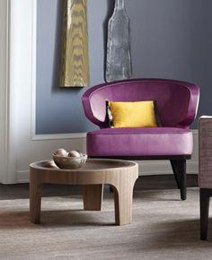 Ultra Violet: la couleur 2018 ultra tendance pour votre intérieur - IDEO