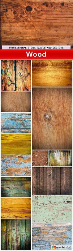 Wood  16 UHQ JPEG  stock images