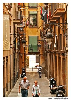 #Barcelona, #Spain.Repinned by #TapasFiesta