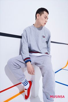 Men's Wardrobe, Sporty, Mens Fashion, Adidas, Studio, Art Direction, Swimwear, Model, Layout