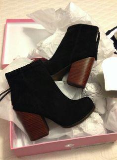 Chunky heels ♡