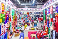 Commodities City – Un photographe capture le plus grand marché de gros du monde | Ufunk.net