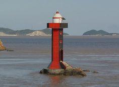 Danijiao Lighthouse, China