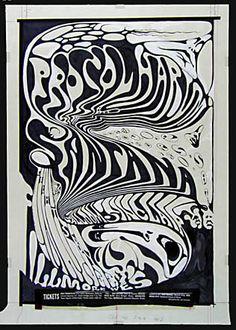 Procol Harum poster by shawna-bo-bonna, via Flickr