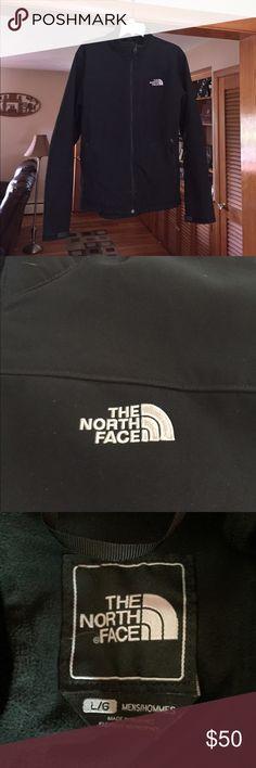 Men's black Northface winter jacket Men's black Northface winter jacket. Size large in great condition! Open to offers!! :) North Face Jackets & Coats
