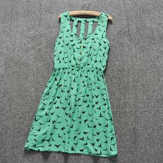 b88bb13a981f New Women Leopard Print Casual Dress