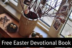 Free Easter Devotional Book