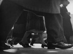 Lisette Model (1901-1983) Running Legs, Forty-Second Street, New York 1940-41