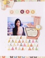 A Project by portablemichelle from our Scrapbooking Gallery originally submitted 08/16/13 at 08:18 AM