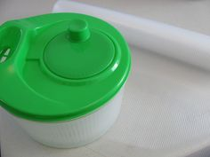 inexpensive felt studio tools - salad spinner, ribbed shelf liner