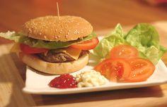 theFODMAPway: Glutenvrije cheeseburgers