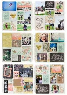 we r memory keepers album examples