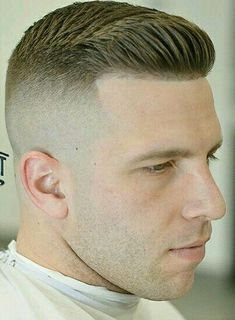 Awesome slick high fade haircut                                                                                                                                                                                 More