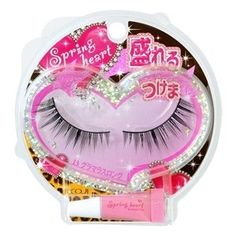 Koji Spring Heart Eyelashes 13